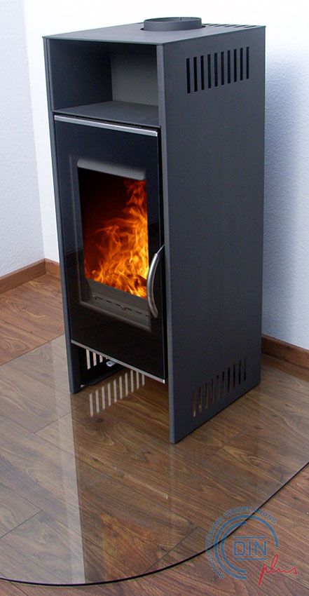 premium kaminofen ofen kamin holzofen kohleofen neu ebay. Black Bedroom Furniture Sets. Home Design Ideas