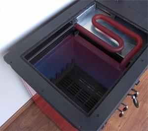 k chenherd wasserf hrend juhnberg k chenofen wasserf hrender kaminofen ebay. Black Bedroom Furniture Sets. Home Design Ideas