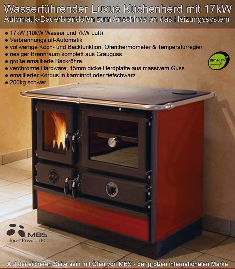 k chenherd wasserf hrend mbs k chenofen wasserf hrender kaminofen neu ovp ebay. Black Bedroom Furniture Sets. Home Design Ideas