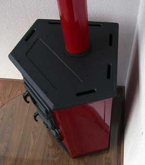 eck kaminofen juhnberg kamin ofen holzofen eckkamin kaminofenstore ebay. Black Bedroom Furniture Sets. Home Design Ideas
