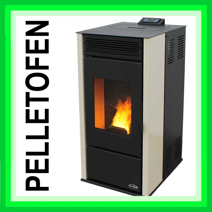 pelletofen rittium 6kw pelletkaminofen kaminofen heizofen ofen pelletheizung 6kw eur 894 90. Black Bedroom Furniture Sets. Home Design Ideas